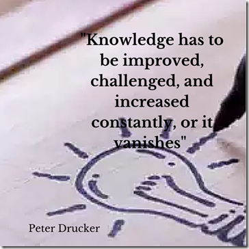 Improve knowledge