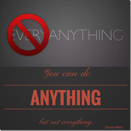 You can do anyting