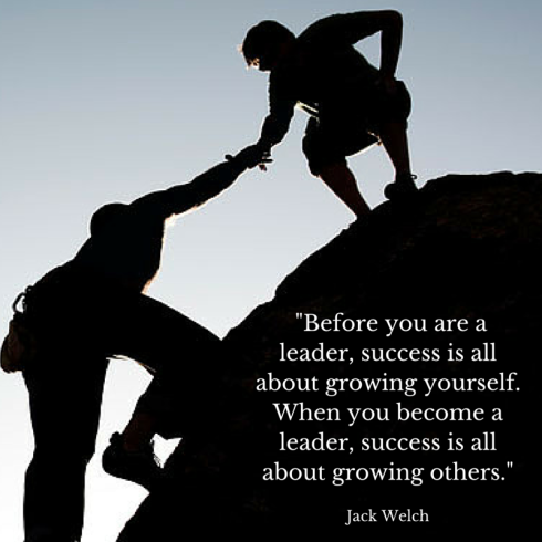 Grow others